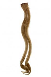 1 CLIP Extension Strähne wellig Asch-Blond YZF-P1C18-16 45cm Haarverlängerung