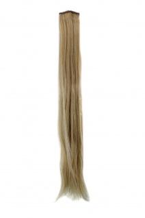 2 CLIP Extension Strähne glatt Blond-Mix YZF-P2S25-24BT613 65cm Haarverlängerung