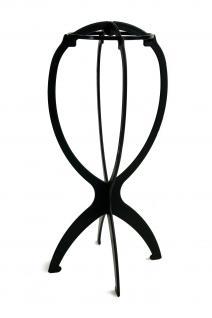 Plastik Perückenständer Perückenhalter Perücken Ständer Halter, Schwarz M19