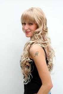 Perücke blond wallendes Haar 4306-27T613 - Vorschau 3