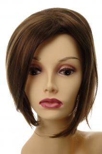 Toupet Haarteil Haarersatz Aufsatz Haarauffüller groß lang Gold-Braun L056-12