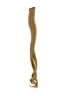 1 CLIP Extension Strähne wellig Asch-Blond YZF-P1C25-16 65cm Haarverlängerung