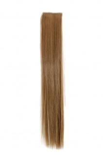 2 Clips Extension Strähne glatt Blond YZF-P2S18-22 45cm Haarverlängerung
