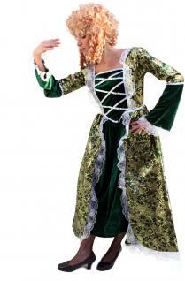 Kostüm Barock Adelige Königin Herscherin Prinzessin Märchen Marie Antoinette K12