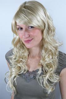 Perücke, blond, gewellt, lang, Wig 9329-202 ca. 65 cm
