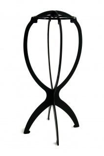 Plastik Perückenständer Perückenhalter Perücken Ständer Halter Schwarz M19