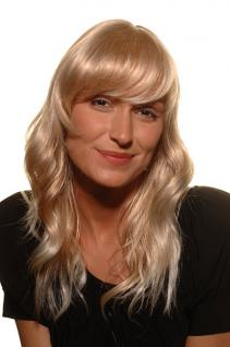 Perücke blond leicht gewellt 5019-27T613