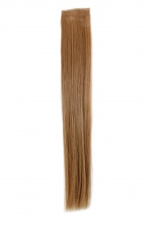 2 Clips Extension Strähne glatt Blond YZF-P2S18-18 45cm Haarverlängerung