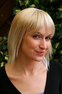 Perücke blond stufig kurz 6078-27T613