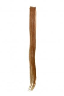 1 CLIP Extension Strähne glatt Blond YZF-P1S25-18 65cm Haarverlängerung