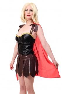 Kostüm Damenkostüm Amazone Gladiatorin Rom Antike Kriegerin Sparta Römerin L077