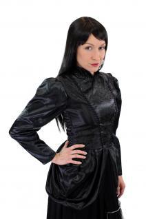 Kostüm Damenkostüm Kleid 80er New Wave Gothic Lolita Barock Hexe Vampirin L002 - Vorschau 3