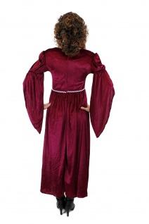 Aufwändiges Kostüm Damenkostüm Mittelalter Edelfrau Gothic Cosplay Märchen L003 - Vorschau 4