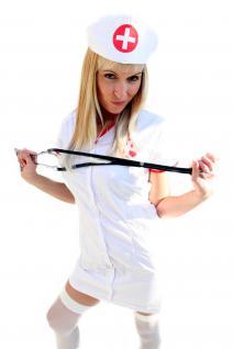 Kostüm: Krankenschwester SEXY Nurse Schwester Oberschwester Rollenspiele NEU K18