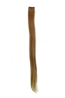 1 CLIP Extension Strähne glatt Asch-Blond YZF-P1S25-16 65cm Haarverlängerung