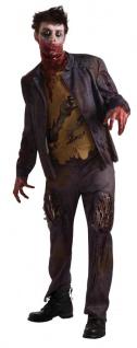 Rubies: Zombie Shawn Modell 2/880242 Größe: STD Kostüm Monster Untoter Gothic
