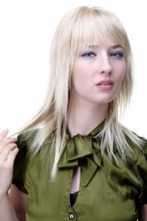 Blonde kurze Perücke kühl und sexy, wild und dominant Perrücke Wig 6078-27T613