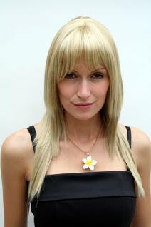 Perücke blond stark gestuft 9214-234