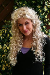 Perücke blond Lockenmähne 9229- 27T613