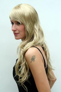 Perücke blond langes Haar 9317-234 - Vorschau 3