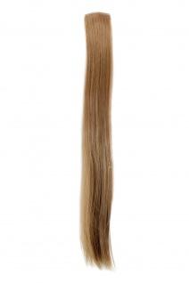 2 Clips Extension Strähne glatt Blond YZF-P2S25-22 65cm Haarverlängerung