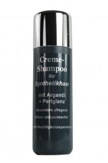 Creme-Shampoo 2, 49?/100ml von Reichert für Synthetikhaar mit Arganöl + Perlglanz