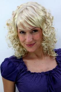 Perücke blond märchenhaft MC008-202