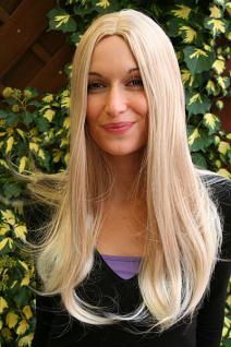 Perücke blond elfenhaft SA-151-27T613
