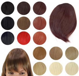 Clip-In Pony Haarteil Haarverlängerung Extension Fakepony glatt Haar YZF-1088HT