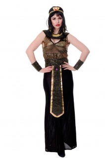 DRESS ME UP - Kostüm Damen Damenkostüm Antike Griechin Rom Römerin Göttin Gr.S/M