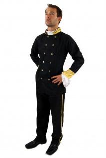 Kostüm Südstaaten Uniform Offizier Zar Russland Unabhängigkeit Amerika K27 NEU - Vorschau 2
