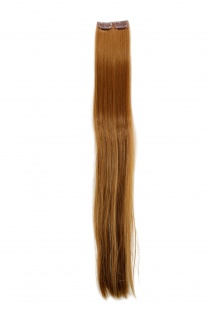 2 Clips Extension Strähne glatt Kupfer-Blond YZF-P2S25-27 65cm Haarverlängerung