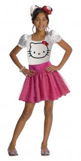 Rubies: Hello Kitty Child Modell 3/884752 Kinderkostüm Kätzchen Cat Kostüm
