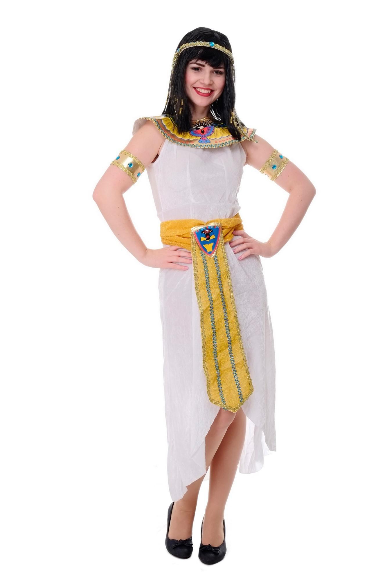 dress me up kost m damen kleopatra cleopatra pharaonin. Black Bedroom Furniture Sets. Home Design Ideas