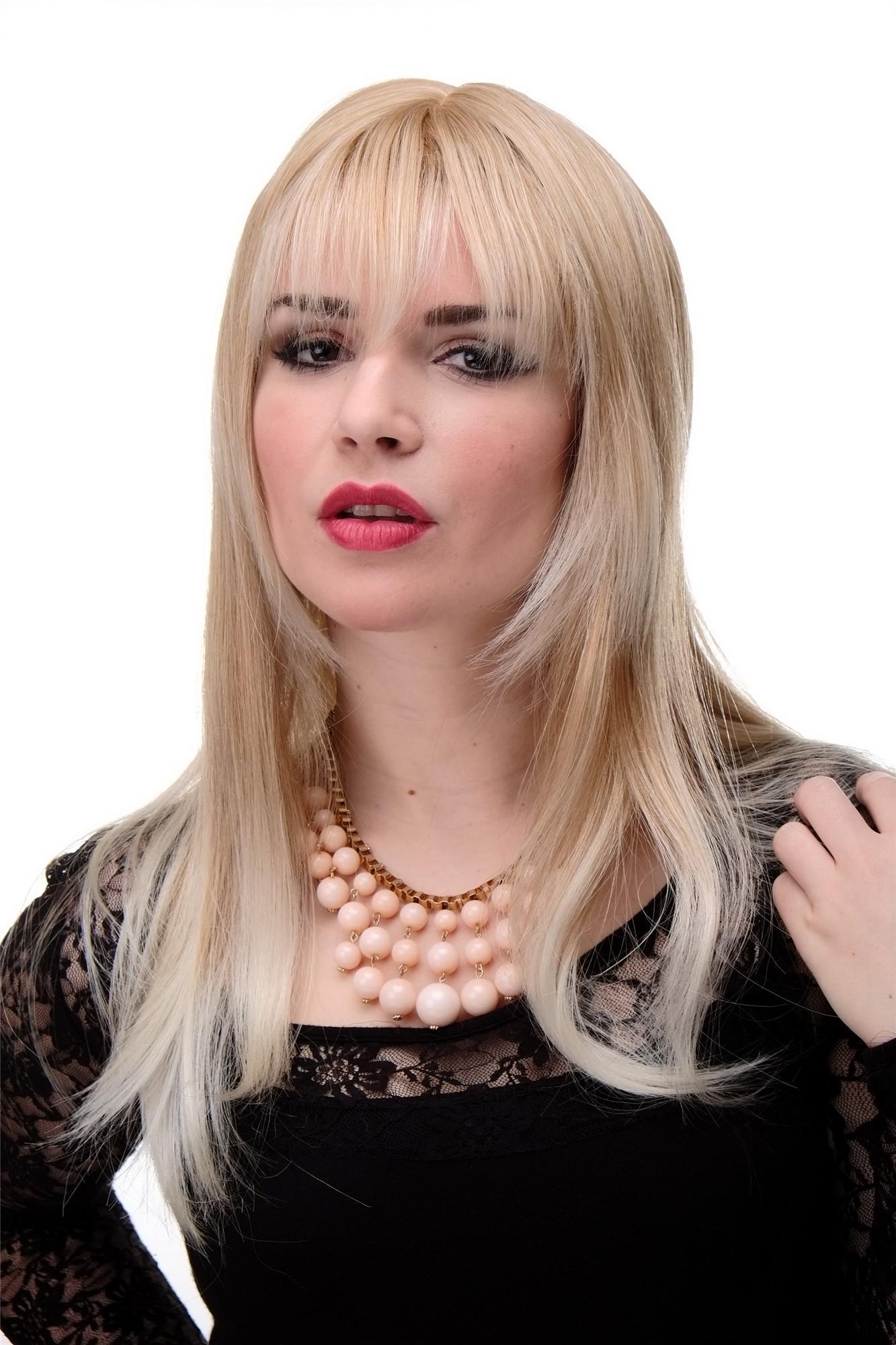 Perücke Pony Blond Günstig Online Kaufen Bei Yatego