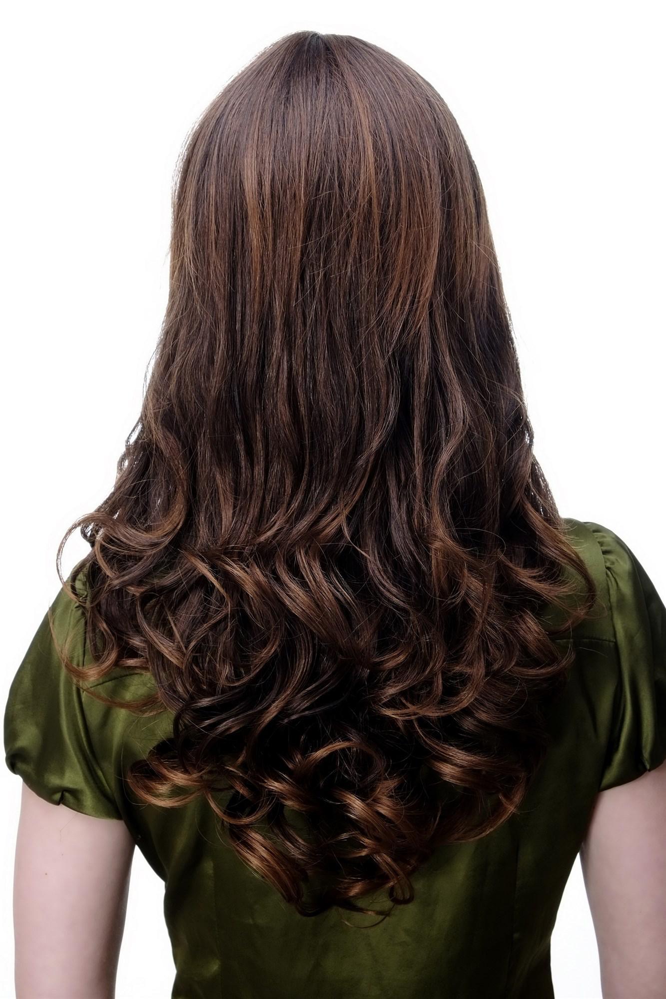 Scheitel Haare