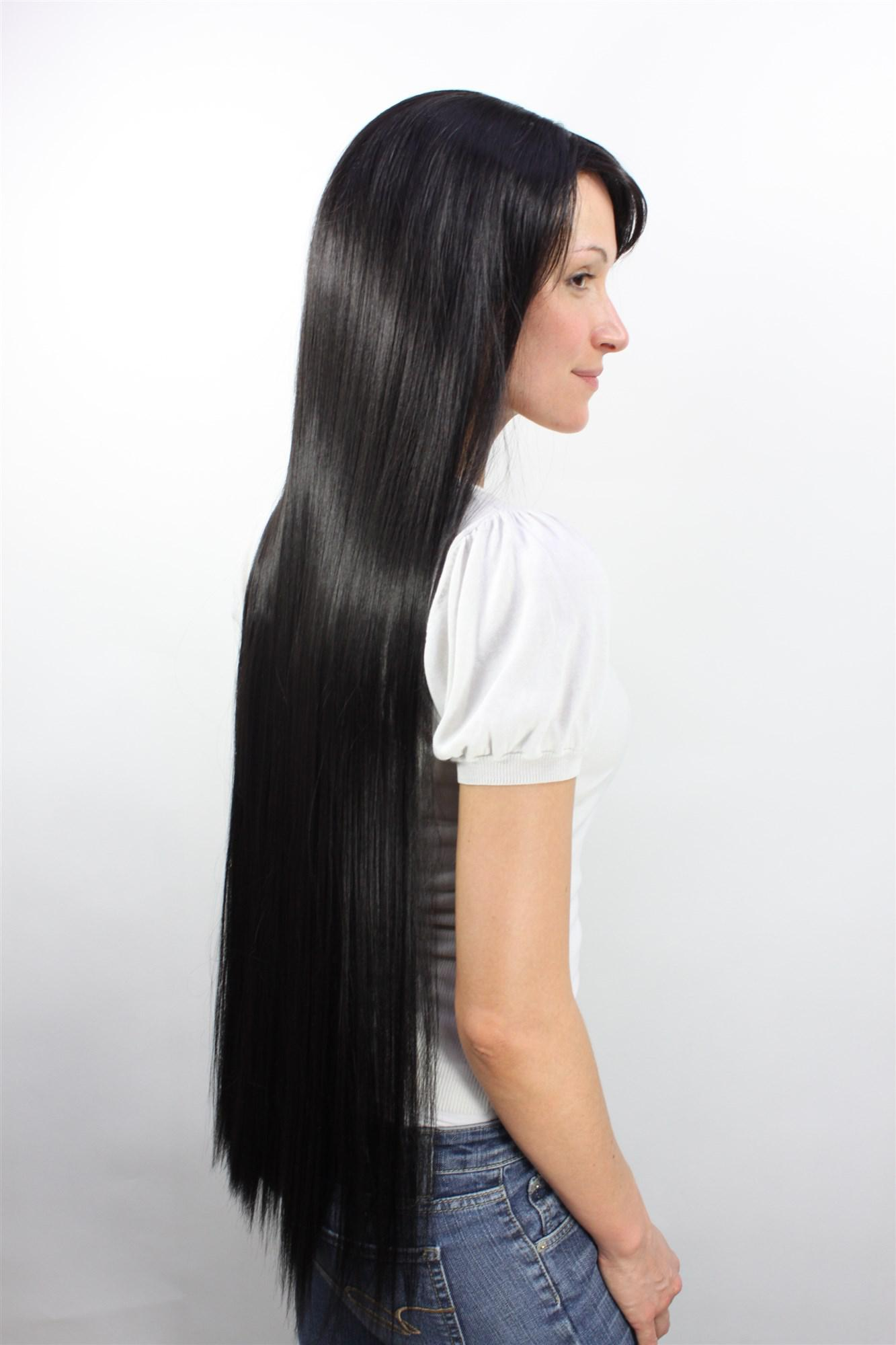 Ebenholz Haare & Perücken