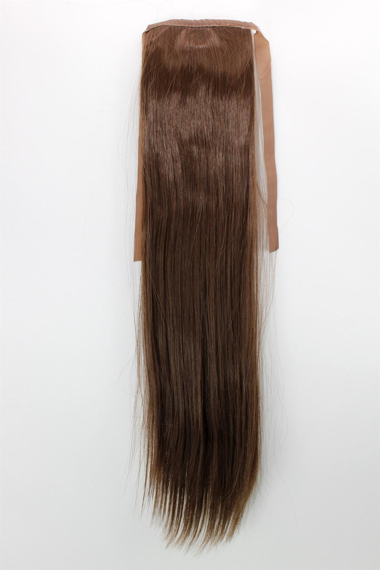 Haarverlangerung mit band