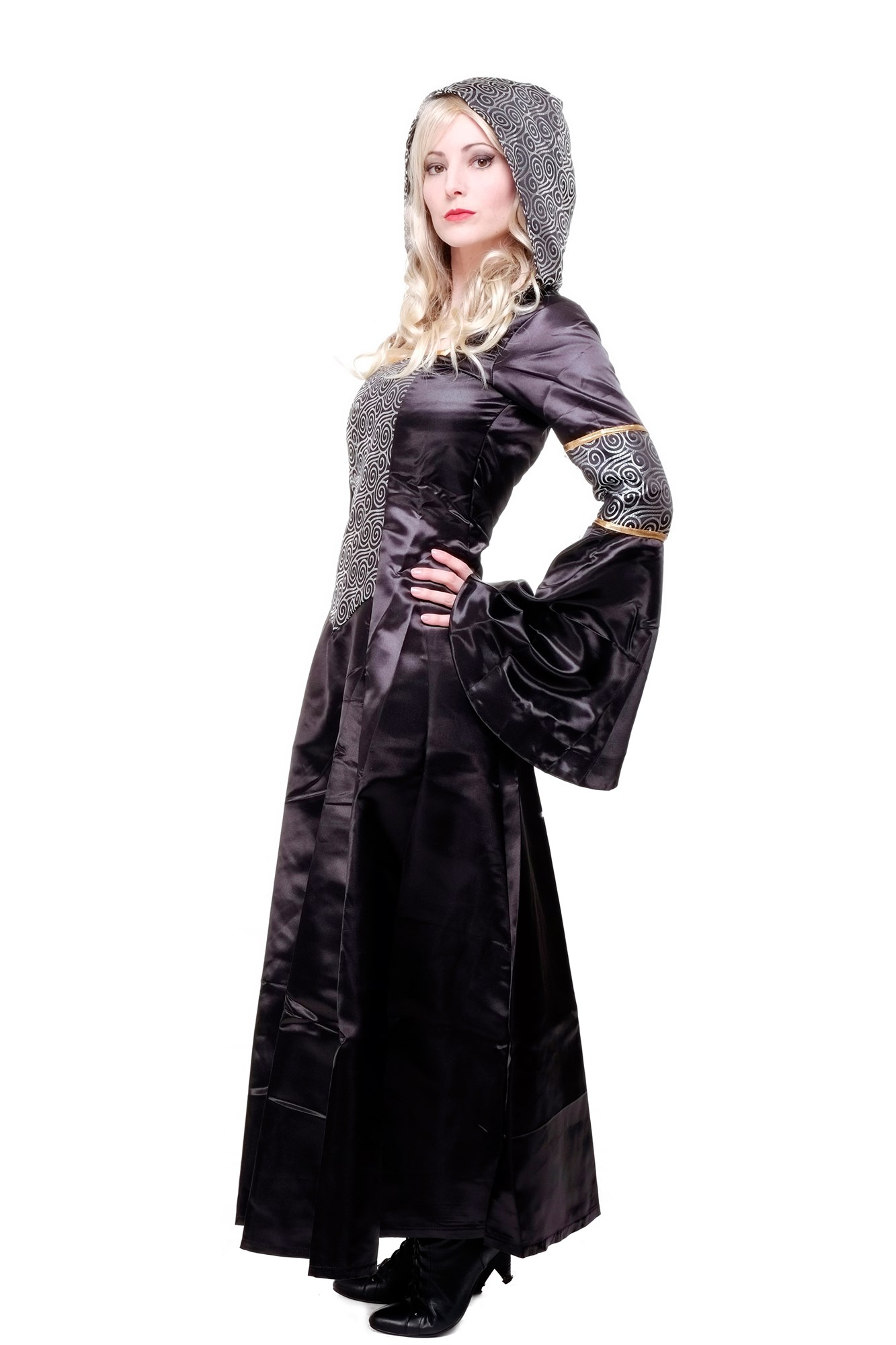 kostüme & verkleidungen edles aufwändiges damen kostüm