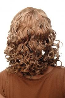 Damenperücke Perücke Stirnband voluminös Locken Blond Blond-Mix BRO-704-G15 - Vorschau 4