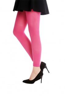 DRESS ME UP Strumpfhose Leggings Damenkostüm Karneval Halloween pink S/M W-014P