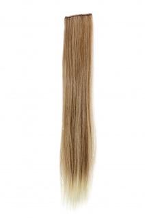 2 CLIP Extension Strähne glatt Blond-Mix YZF-P2S18-27T88 45cm Haarverlängerung