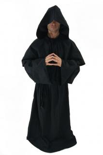 Kostüm Mönch Mönchskutte Henker Tod Kloster Robe Kutte Kapuze Halloween NEU K30