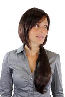 Haar Couture, gestylte Qualitätsperücke, kastanienbraun, glatt, 70cm W60322-2T33