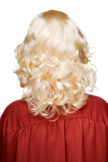 Perücke blond Hellblond Diva Filmstar 70er 80er Jahre Fönfrisur Engel 61842-P88 - Vorschau 4