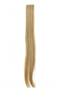 2 Clips Extension Strähne glatt Blond YZF-P2S25-86 63 cm Haarteil Farbton: 86