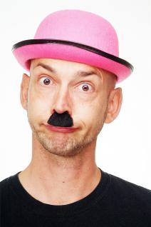 Karneval Fasching Halloween Bart Schurrbart Mustache Schnauzer Chaplin 30s MM-82