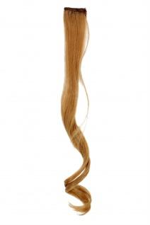 1 CLIP Extension Strähne wellig Blond YZF-P1C18-18 45cm Haarverlängerung
