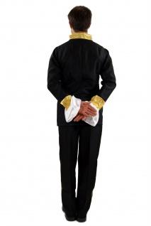 Kostüm Südstaaten Uniform Offizier Zar Russland Unabhängigkeit Amerika K27 NEU - Vorschau 4