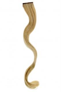 1 CLIP Extension Strähne wellig Blond-Mix YZF-P1C18-24BT613 45cm Verlängerung